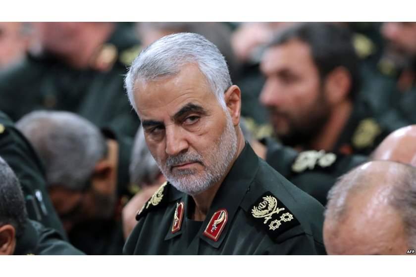 Qasem Soleimani er generalmajor i den iranske Revolusjonsgarden og siden 1998 sjef for Quds-styrken,