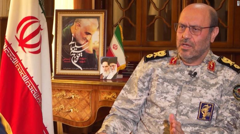 Rådgiveren til Irans øverste leder, Hossein Dehghan