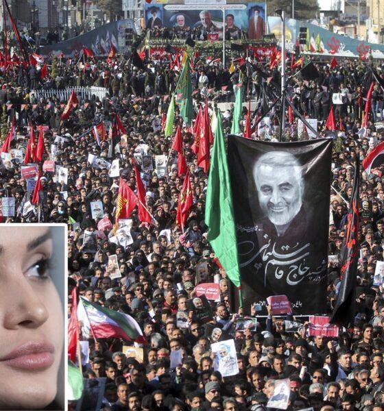 Søndag hedretstore folkemengder Soleimani i Iran – der han av mange blir sett på som en krigshelt for innsatsen i Iran-Irak-krigen (1980–1988) og for rollen som leder av Revolusjonsgardens elitestyrke Quds. Norsk iranske Bahareh Letnes var blant de som hedre generalen Qasem Soleimani.