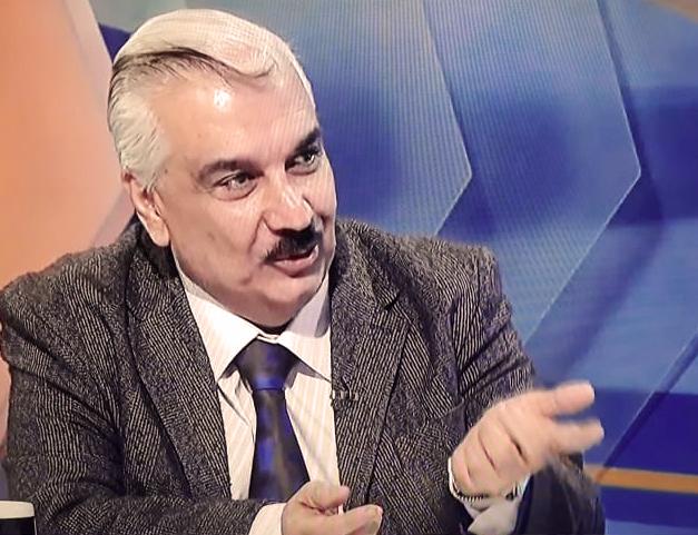 Irak-ekspert Hassan Mousawi fra Baghdad